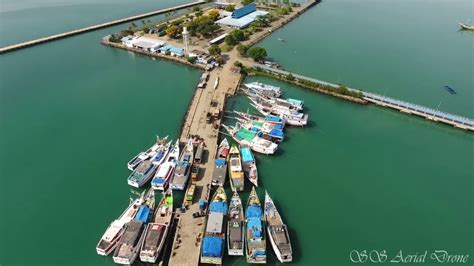video drone pelabuhan bajoe kabupaten bone sulawesi
