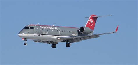 Pinnacle Airlines Flug