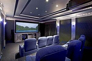 Some Theater Room Ideas You Have to Try Immediately