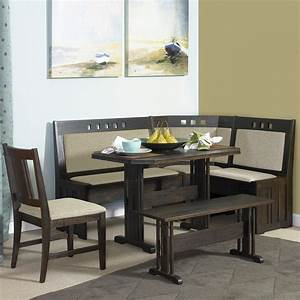 delightful dining table with banquette seating kitchen With breakfast nook kitchen table sets