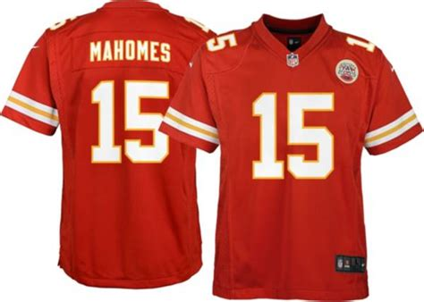 This is really the first opportunity for all of the chiefs' players to get on the field and work together with few restrictions. Nike Youth Kansas City Chiefs Patrick Mahomes #15 Red Game ...