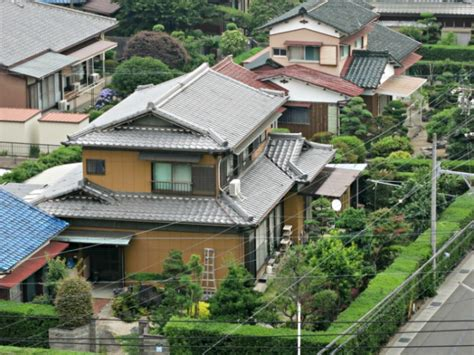 Japan Houses  A Look At Current And Traditional Japanese