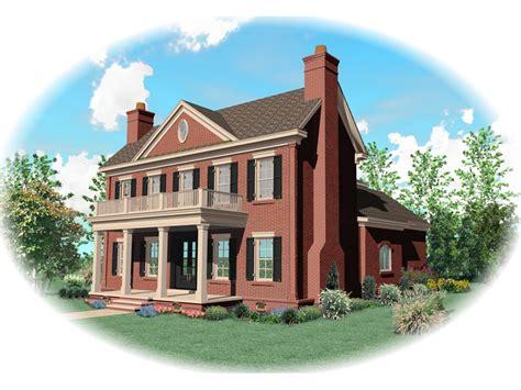westenhanger georgian home plan   house plans