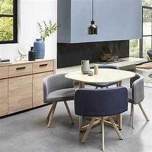 idee deco pour salle a manger du mobilier aux With salle À manger contemporaine avec objet deco corail
