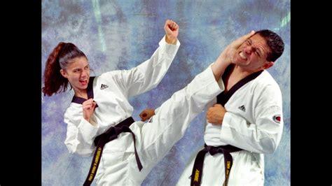 domination female ebony martial arts ladies master taekwondo lima paiva