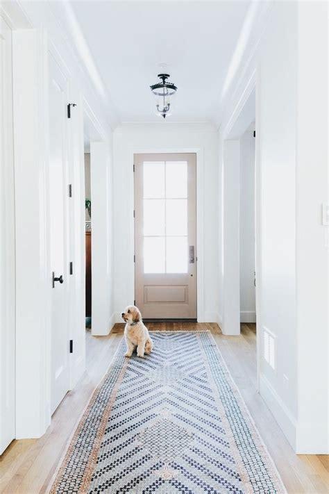 Interior Door Rugs by Entry Way Floor Runner Decoration Ideas In 2019 House