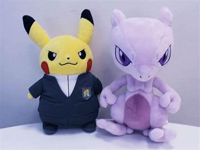 Rocket Team Pokemon Rainbow Plushies Pikachu Center