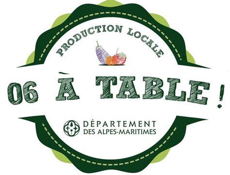 chambre agriculture 06 06 à table département des alpes maritimes