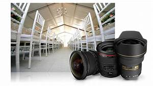 essential wide angle lenses for the wedding photographer With lenses for wedding videography
