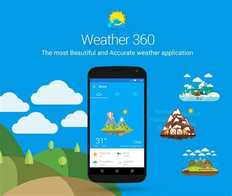 top 7 most accurate weather app for android iphone