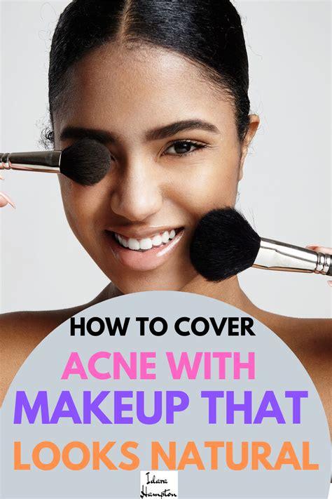 cover acne  dark spots    youve fallen headfirst   pan