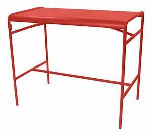 Table Haute 4 Personnes : table haute luxembourg 4 personnes 126 x 73 cm ~ Melissatoandfro.com Idées de Décoration