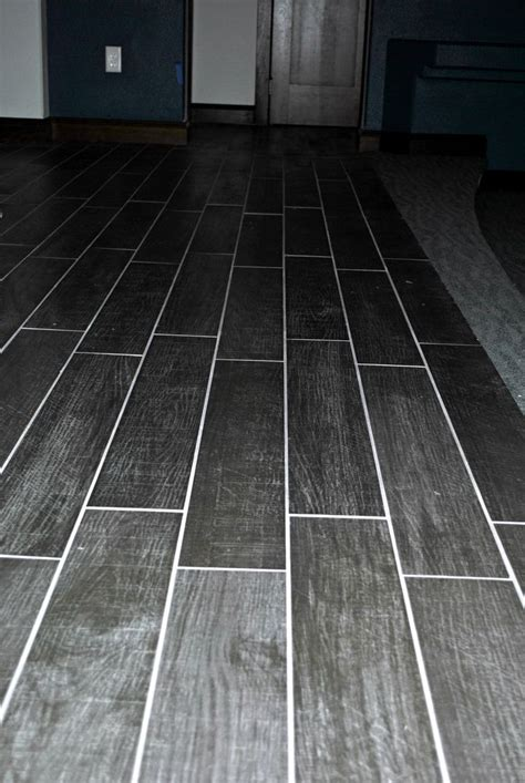 gray ceramic wood tile pin by jane hill on happy kitchen pinterest