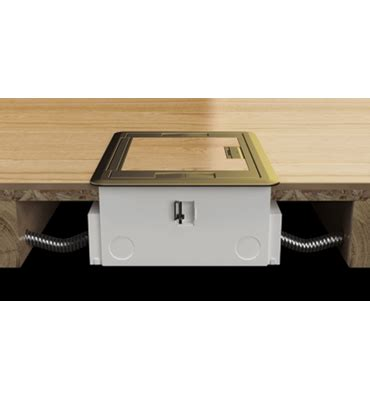 Wiremold Floor Boxes For Wood by Evolution Floor Box Furniture Feed Efbff By Legrand