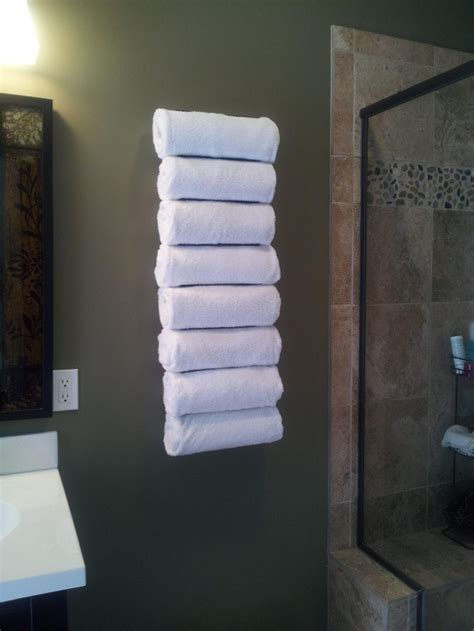 towel rack ideas towel rack idea wedding