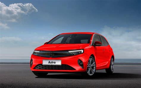 Next-Gen 2022 Opel Astra Rendered with Mokka Design ...