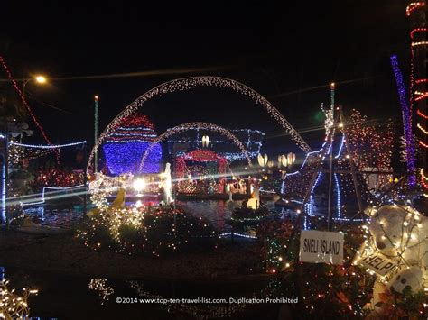 christmas lights st petersburg fl christmas in ta bay snow holiday boat parades tree