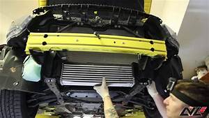 The Guide of 2015+ Ford Mustang Ecoboost Intercooler Installation   Mustang Blog