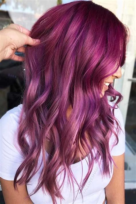 34 Best Winter Hair Colors To Rock This Season Stylishly