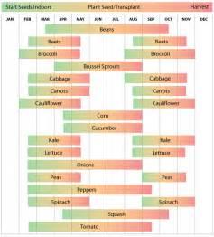 carolina vegetable planting calendar