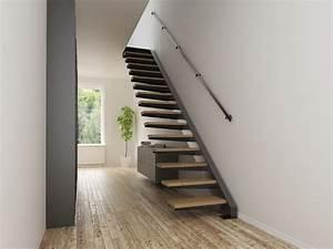 Escalier Colimaçon Pas Cher : acheter un escalier suspendu design en kit pas cher lyon ~ Premium-room.com Idées de Décoration