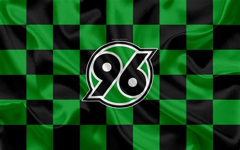 Hannoverscher sportverein von 1896, commonly referred to as hannover 96, hannover, hsv or simply 96, is a german professional football club. Download wallpapers Hannover 96, 4k, logo, creative art ...