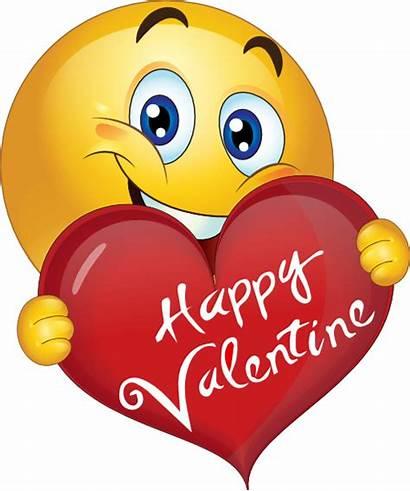 Valentine Emoji Clipart Smiley Boy Happy Emoticon