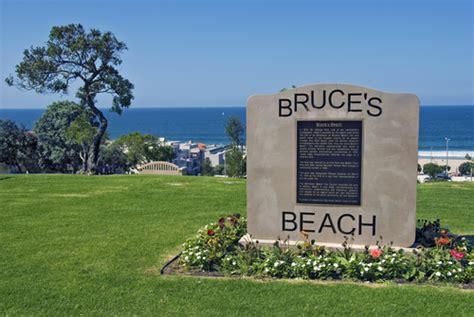 bruces beach  pretty park   stormy