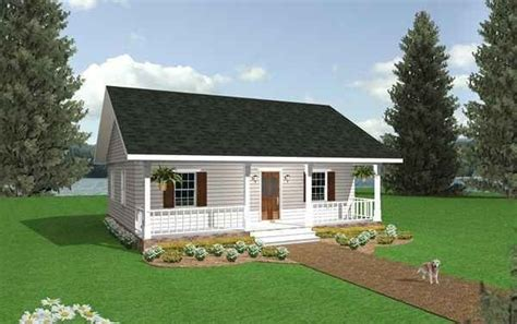 bedroom  bath cottage house plan alp yw