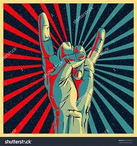Rock N Roll Deko : rock n roll hand sign clip art 70 ~ Sanjose-hotels-ca.com Haus und Dekorationen
