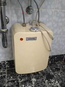 Der ecke der neuen kuche der quotwarmwasserboilerquot for Warmwasserboiler küche