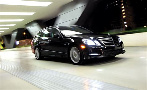 mercedes benz  matic wagon instrumented test