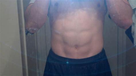 ripped  pack abs   weeks challenge week  update