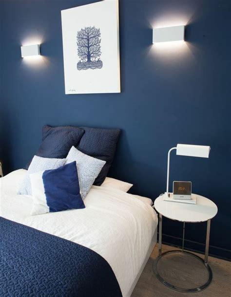 chambre en bleu 1001 idées pour une décoration chambre adulte comment