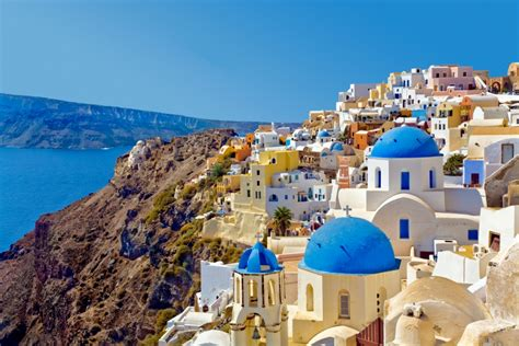 Santorini Five Reasons To Visit The Beautiful Greek