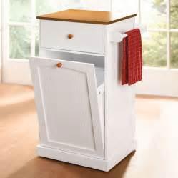 kitchen island trash bin kitchen furniture kitchen carts islands brylane home tritoo