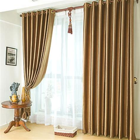 Sound Dening Curtains Three Types Of Uses by Blackout Curtains Uses Interior Design