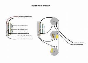 Telecaster Custom Wiring Diagram