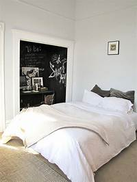 painting a bedroom 35 Bedrooms That Revel in the Beauty of Chalkboard Paint