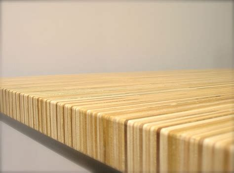 stacked plywood dining table senior project ideas