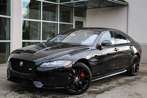 New 2019 Jaguar Xf S 4dr Car In Lynnwood #90564
