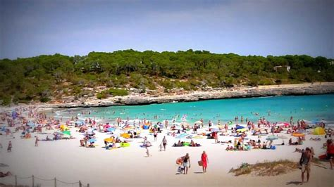 Beaches In Mallorca Spain Youtube