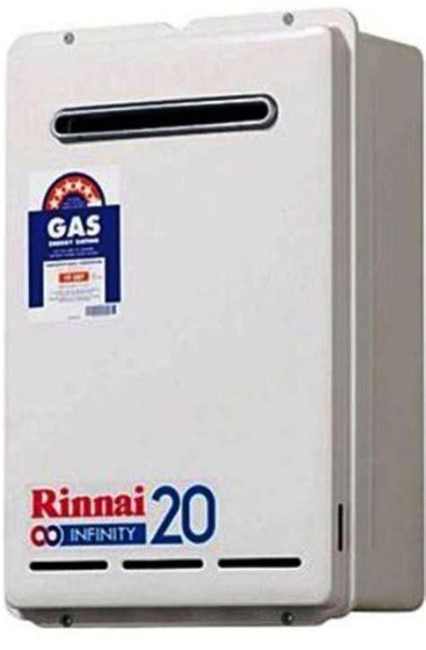 Geysers  Rinnai 20l Infinity Gas Geyser (hot Water System