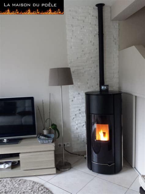 poele a bois poele a granules romotop palazzetti okofen koppe cheminee inserts foyers la maison