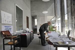 peter zumthor architekt / wohnhaus und atelier zumthor ...