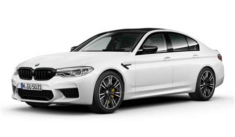 some details of a new bmw m5 competition with more power digital trends