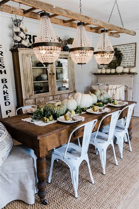 farmhouse fall decorating ideas home bunch  interior design luxury homes blog