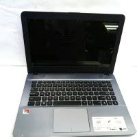 Maybe you would like to learn more about one of these? Jual Laptop Asus VivoBook Max X441B AMD A6/4GB/1TB windows ...