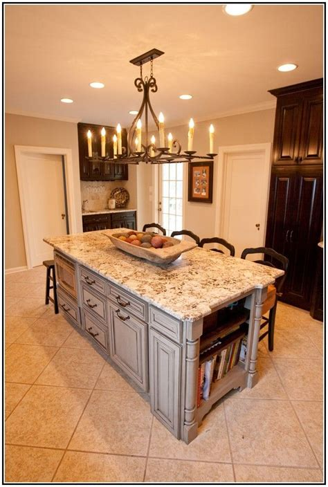 small kitchen islands  seating  storage marble