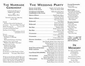 wedding program wording examples world of examples With wedding program wording ideas